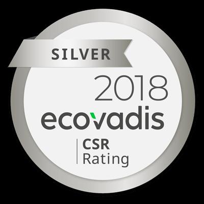 ecovadis silver