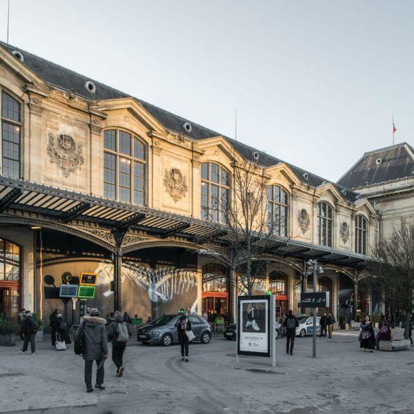 Gare de Paris Austerlitz
