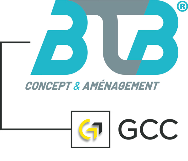 logo btb concept amenagement