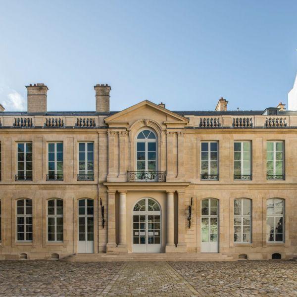Hôtel particulier SOYECOURT • Paris